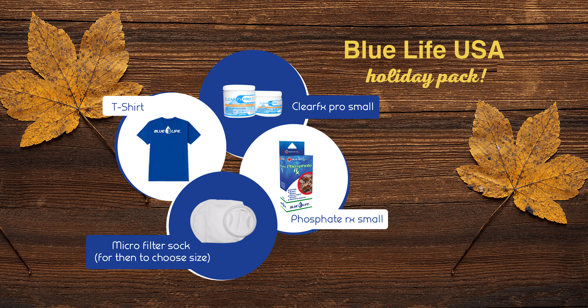 Blue Life USA Holiday Pack GIVEAWAY!